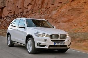 Η δυναμική BMW X5