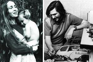 Ο ταραγμένος έρωτας του Steve Jobs με τη μητέρα του εξώγαμου παιδιού του