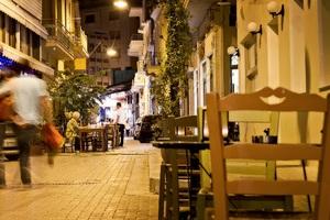 Ψυρρή, μια από τις πιο γραφικές περιοχές της Αθήνας