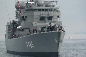 Τέσσερα πολεμικά πλοία θα μπορούν να επισκεφτούν οι πολίτες