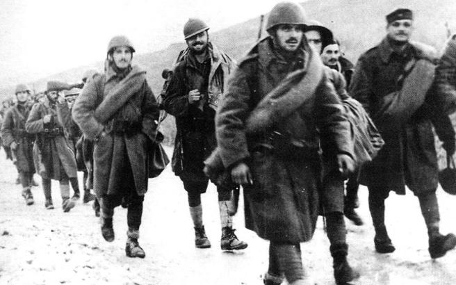 Τα πρωτοσέλιδα της 28ης Οκτωβρίου 1940