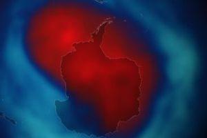 Μειώνεται το μέγεθος της τρύπας του όζοντος