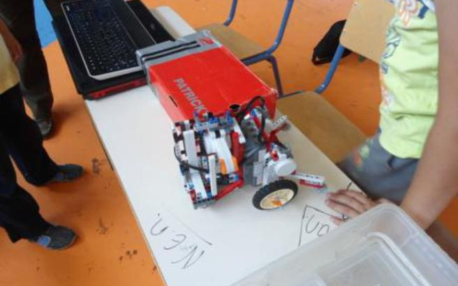 Στην Ολυμπιάδα Εκπαιδευτικής Ρομποτικής μαθητές από την Πάτρα