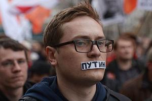 Χιλιάδες Ρώσοι διαδήλωσαν στη Μόσχα κατά του Πούτιν