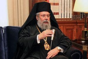 Επιτυχημένη η εγχείρηση στην οποία υποβλήθηκε ο Αρχιεπίσκοπος Κύπρου