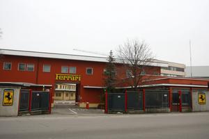 H Ferrari χτίζει εργοστάσιο για τη Formula 1