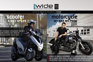 To «Wide on line magazine» του ομίλου Piaggio