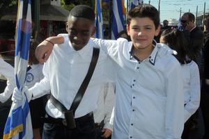 «Ένιωσα περήφανος που κράτησα την ελληνική σημαία» 7c4308975b6