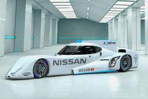 To υβριδικό αγωνιστικό της Nissan στους πρώτους του γύρους