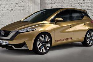 Νέο μικρομεσαίο hatchback από τη Nissan