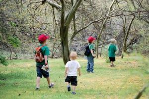 Η επαφή με τη φύση, ευεργετική για το παιδί