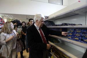 Ξεκίνησε η δωρεάν διανομή τροφίμων σε ευπαθείς ομάδες πληθυσμού