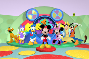 Disney Junior στον Alpha