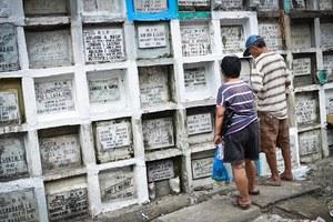 Η μέρα των νεκρών στις Φιλιππίνες