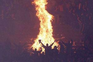 Φωτιά στο «Μαρακανά»