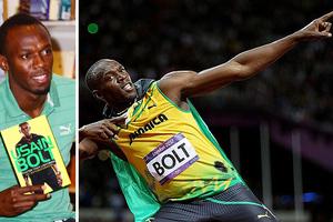 Τι αποκαλύπτει ο Usain Bolt στην αυτοβιογραφία του