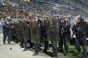 Χίλιοι αστυνομικοί στο Νάπολι-Μαρσέιγ