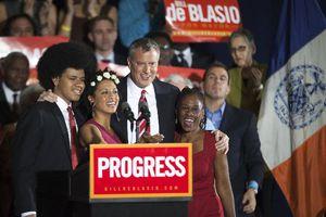 Δημοκρατικός δήμαρχος στη Νέα Υόρκη για πρώτη φορά μετά από 20 χρόνια