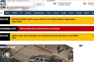 Χάκερς ανακοίνωσαν στο Fox News την... έλευση των ζόμπι!