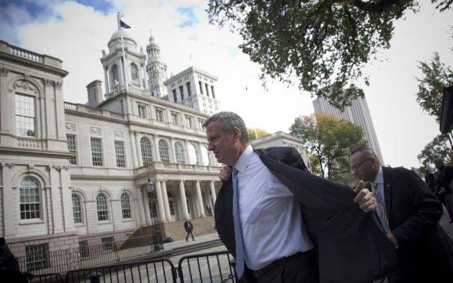 «Συγγνώμη» από τον Τζο Μπάιντεν ζητά ο δήμαρχος της Νέας Υόρκης