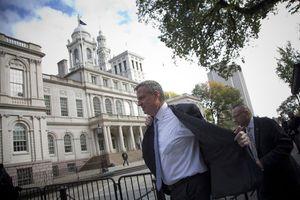 Ο δήμαρχος της Νέας Υόρκης ζητά τη «συγγνώμη» του Τζο Μπάιντεν