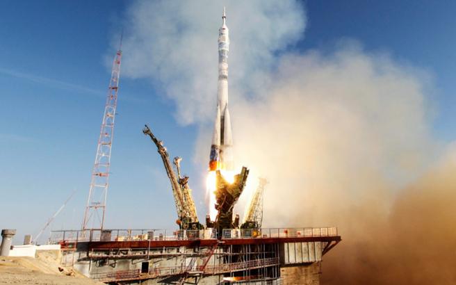 Ατύχημα κατά την εκτόξευση του διαστημικού πυραύλου Σογιούζ