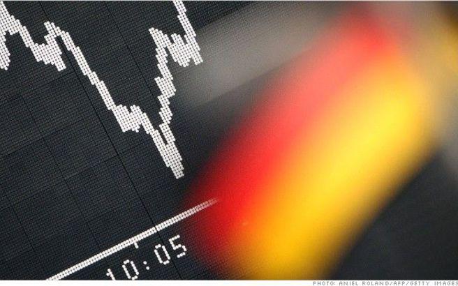 «Φρένο» στη γερμανική ανάπτυξη στο ξεκίνημα του 2017