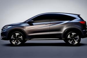 Έρχεται Honda HR-V το 2014