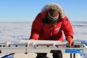 Φυσαλίδες «αρχαίου αέρα» στους πάγους της Ανταρκτικής
