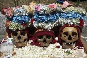 Την «Ημέρα των Νεκρών» γιορτάζουν στη Βολιβία