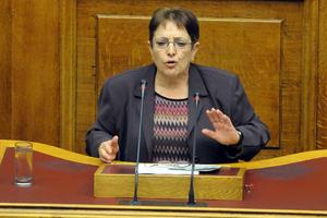 Παπαρήγα: Ο ΣΥΡΙΖΑ είναι ό,τι πιο εκφυλισμένο εμφανίστηκε στις γραμμές της ταξικής πάλης