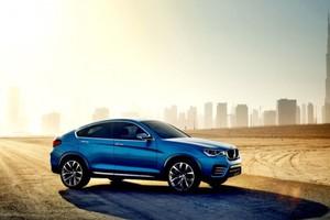 Το Μάρτιο έρχεται η BMW X4