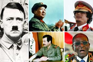 Η «ευαίσθητη πλευρά» των αιμοσταγών δικτατόρων