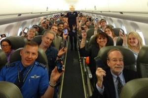 Οι κανόνες των ηλεκτρονικών συσκευών μέσα στο αεροπλάνο