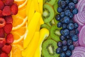 Τι πληροφορίες μάς δίνει το χρώμα των τροφών