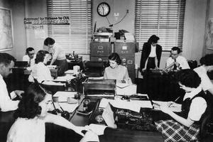 Η μυστική ιστορία των γυναικών πρακτόρων της CIA