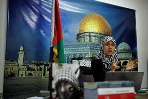 Η πρώτη γυναίκα εκπρόσωπος Τύπου της Χαμάς
