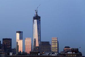 Το ψηλότερο κτήριο των ΗΠΑ το «One World Trade Center»