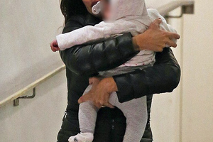 Πρώτη έξοδος για την κορούλα της Penelope Cruz
