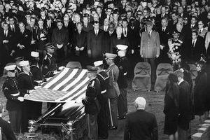 Φόρος τιμής στον Τζον Κένεντι με αφορμή την 50η επέτειο από τη δολοφονία του