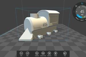 Εφαρμογή για 3D εκτυπώσεις από τη Microsoft