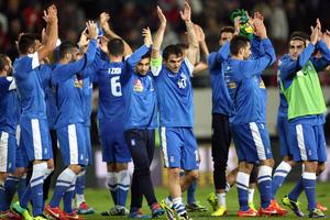 Καλύτερη ομάδα για το 2013 η Εθνική Ελλάδος