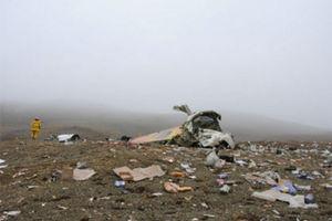 Τραγωδία στο Πακιστάν με συντριβή ελικοπτέρου