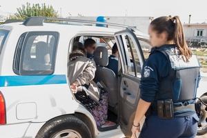 Εννέα συλλήψεις σε αστυνομική επιχείρηση στον Ασπρόπυργο