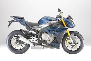Με 160 ίππους το Streetfighter S1000R της BMW