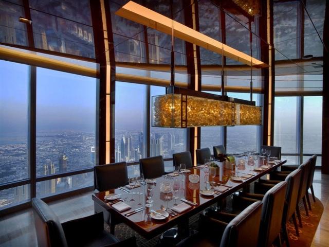 Τα 9+1 εστιατόρια με την καλύτερη θέα στον κόσμο!!!Που βρίσκονται;