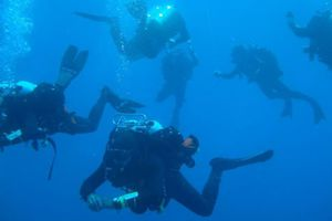 Η μονάδα υποβρυχίων αποστολών στη μάχη με την τρομοκρατία