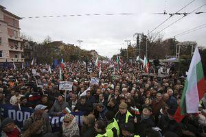 Μεγάλες διαδηλώσεις στη Βουλγαρία