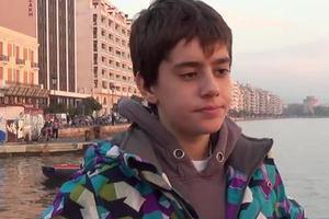 Θεσσαλονικιός 12 ετών κέρδισε το ενδιαφέρον της Google!