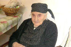 Πέθανε η γηραιότερη γυναίκα της Τσεχίας